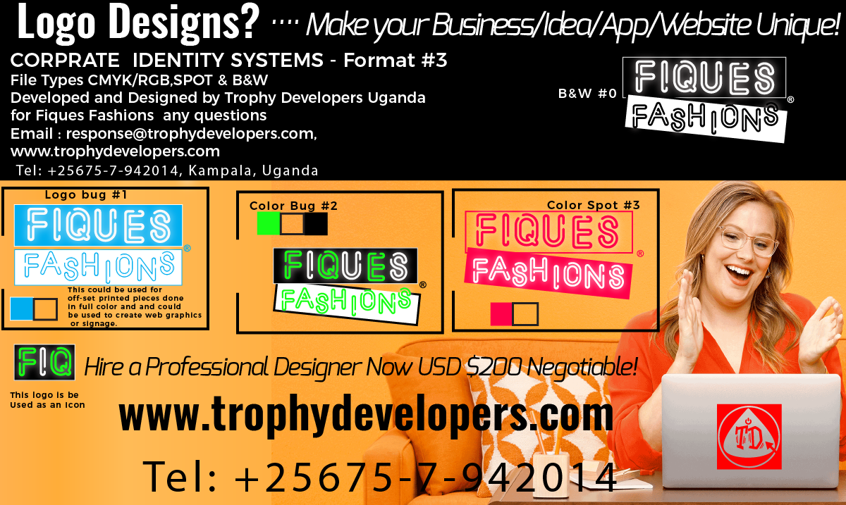 Make your Business Idea App Website Unique! and Profitable logo designers